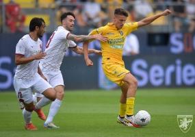 Serie BKT 21/22 | 7° Giornata | Frosinone – Cittadella 0-1