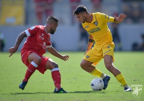 Serie BKT 21/22 | 3° Giornata | Frosinone – Perugia 0-0